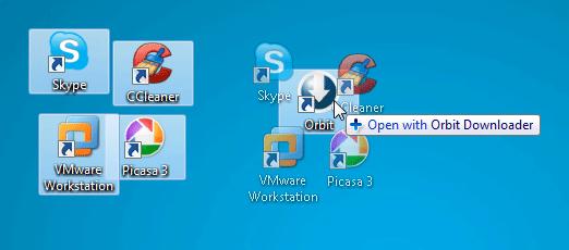 Smart Folders For Windows   智能拖动创建文件夹
