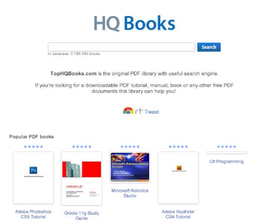 TopHQBooks   PDF 搜索引擎