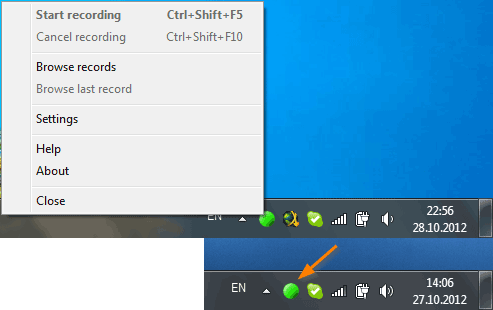 Skype Auto Recorder   Skype 通话自动录音机