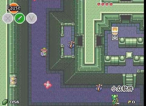 Zelda: Mystery of Solarus DX   塞尔达传说同人游戏