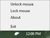 Unlimited Mouse   让鼠标突破屏幕边界