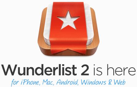 Wunderlist 2   多平台免费 Todo List