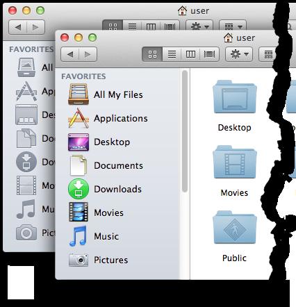 SideEffects   Finder 边栏图标变彩色 [Mac]